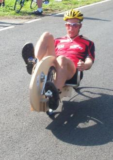 Chris Cox rides Mk2