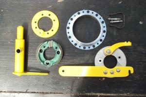Hub components