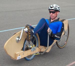 Neil Fleming rides Mk1